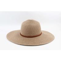 "Flap hat ""Monzi"" brown"