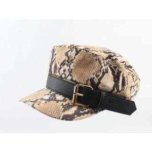 "Cap  ""Amatikulu"" brown"