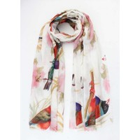 "Scarf ""Uis"" pink"
