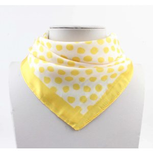 "Bandana ""Buguma"" yellow"