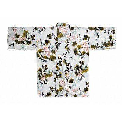 """Kimono """"Ugbisi"""" white"""