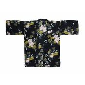 """Kimono """"Ugbisi"""" schwarz"""