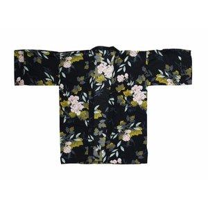 "Kimono ""Ugbisi"" zwart"