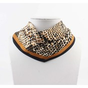 "Bandana ""Aviara"" brown"