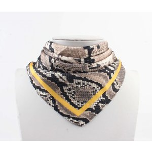 "Bandana ""Ataba"" brown"