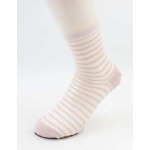 """Socken """"Isidenge"""" rosa"""