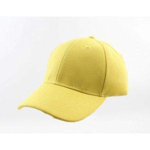 """Cap """"Kubusi"""" yellow"""
