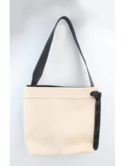 "Hand/Schoulder bag""Mkhaya"" black/white"