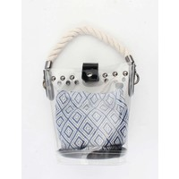 "Crossbody bag""Makutsi"" blue"