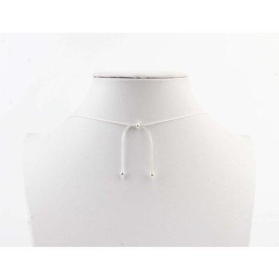 """Necklace """"Skukuza"""" silver"""