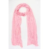 "Schal ""Uni Jersey S"" rosa"