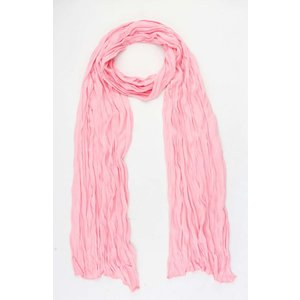 "Scarf ""Uni Jersey S"" pink"