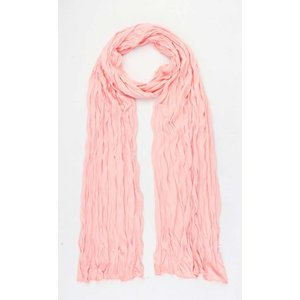 "Schal ""Uni Jersey S"" baby rosa"