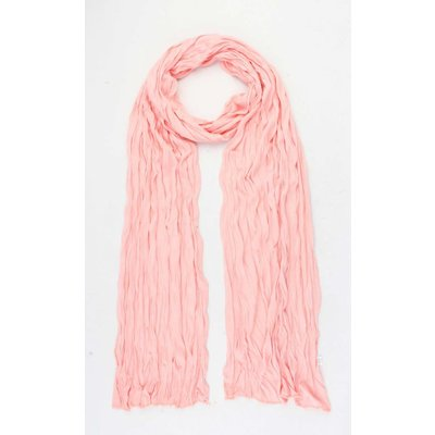 "Scarf ""Uni Jersey S"" baby pink"