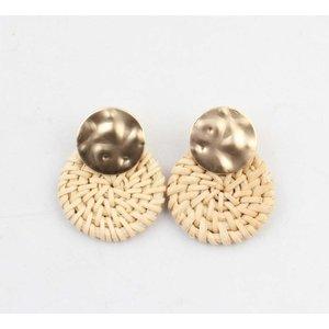 "Earring ""Mila"" gold"
