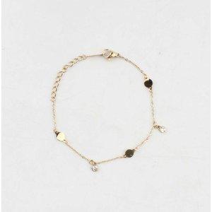 "Armband ""Vera"" gold"