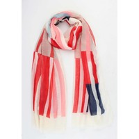 "Scarf ""Janne"" red"