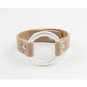 """Armband """"Milan"""" braun"""