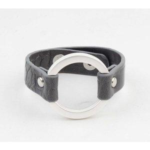 """Armband """"Milan"""" grau"""