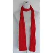 "Sjaal ""Uni Jersey S"" rood"