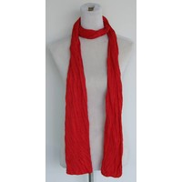 "Scarf ""Uni Jersey S"" red"