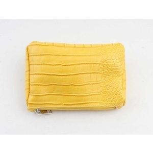 """Kosmetik Tasche """"Gwen"""" gelb"""