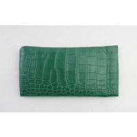 "Glasses case ""Keja"" green"