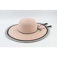 """Flap hoed """"Kate"""" roze"""