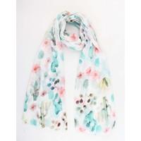 """""""Olga"""" scarf multicolor"""