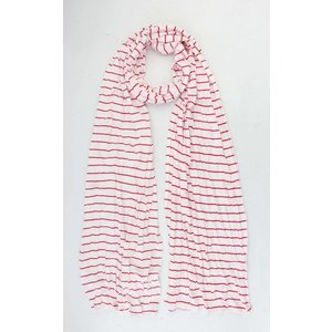 "Scarf ""Velinga"" red"