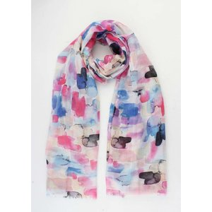 "Scarf ""Noa"" pink"