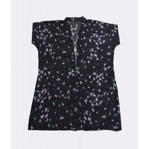 "Kimono ""Nora"" zwart"