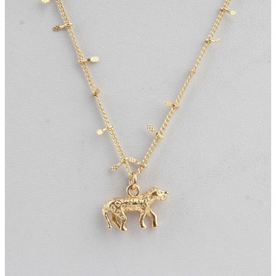 "Necklace ""Roelfke"" gold"