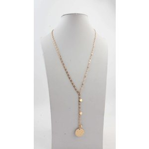"""Necklace """"Romy"""" gold"""