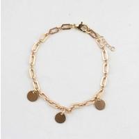 """Bracelet """"Rosa"""" gold"""