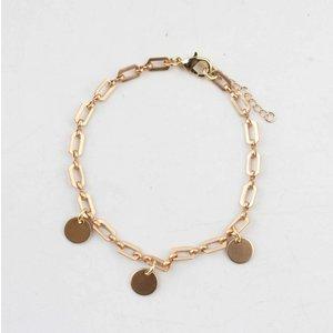 "Armband ""Rosa"" gold"