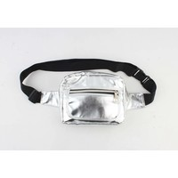 """Waist bag """"Shirin"""" silver"""