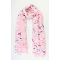 """Sjaal """"Stella"""" roze"""