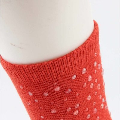 "Socks ""Silvie"" red"