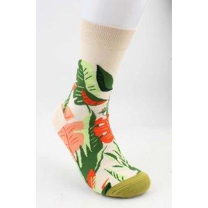 "Socks ""Sifra"" green/Multi"