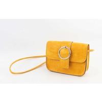 "Crossbody bag ""Sara"" yellow"
