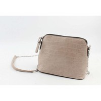 "Crossbody tas ""Sam"" creme"