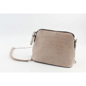 "Crossbody Tasche ""Sam"" creme"