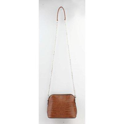 """Crossbody bag """"Sam"""" brown"""