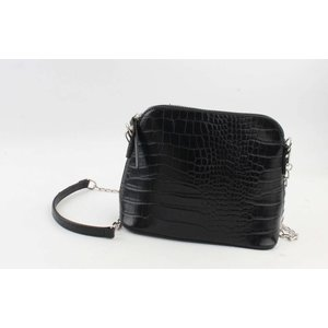 "Crossbody tas ""Sam"" zwart"