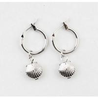 "Earring  ""Alant"" silver"