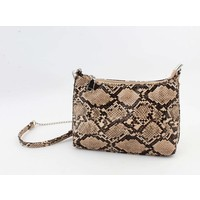"Crossbody tas ""Sean"" taupe"