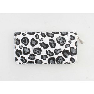 "Wallet ""Miley L"" gray"