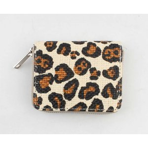 "Wallet ""Miley M"" brown"