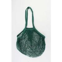 "Fishnet bag  ""Susan"" green"